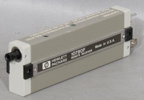 NEW HP Agilent 10780F Laser Fiber Optic Remote Receiver