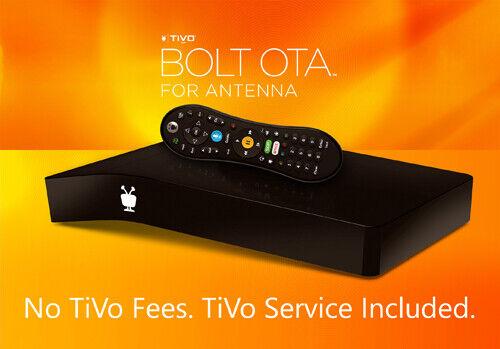 TiVo BOLT OTA 1TB DVR - Includes Lifetime Service ($249 value)! For Antenna ONLY