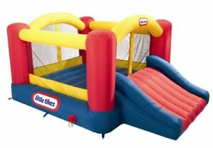 Little Tikes Jumping Castle, with blower and bag