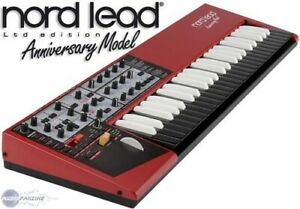 Nord Lead Anniversary Model, Cool Inverted Keys! Only 299 Made