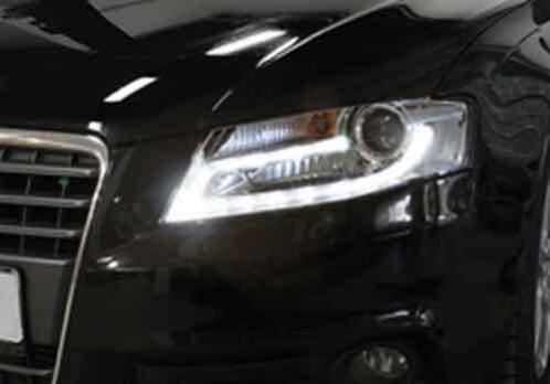 ≥ DRL LED Unit geschikt voor Audi A4 B8 08-11 - Verlichting ...
