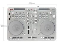 DJ Controller for Mac, iPad, iPhone, iPod: Vestax Spin 2 - SUPER CHEAP