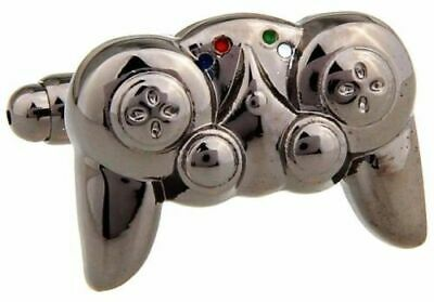 Xbox One Controller Enamel Metal Cufflinks for sale  Shipping to India