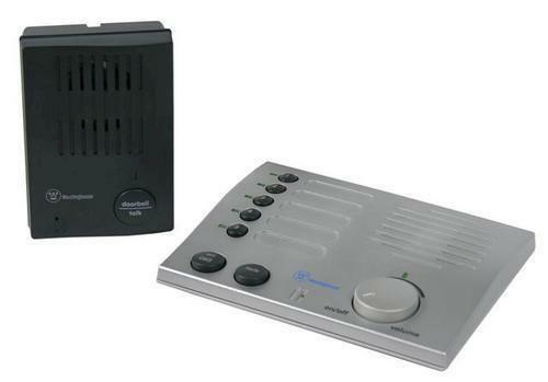 wireless intercom system ebay. Black Bedroom Furniture Sets. Home Design Ideas
