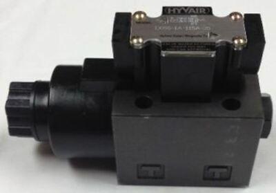 Hyvair D05 Valve D05s-1a-115a-35 Single Solenoid Hydraulic