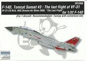 1/32 F-14 Decals