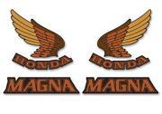 Honda Magna Decals