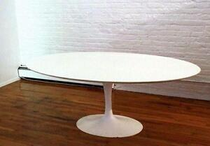 Saarinen Oval Dining Tables