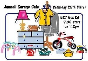 Huge Garage Sale 8.30am-2.00pm Jannali Uniting Church 527 Box Rd Jannali Sutherland Area Preview