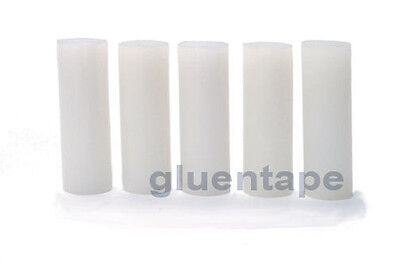 All Purpose Hot Melt Glue Stick 1 In X 3 In 25 Lbs Clear For Carton Sealing