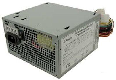 Q-Power CC 650W QPR - Mod. 1.2 650 Watt Netzteil ATX 20/24-pin P4 NEU ()
