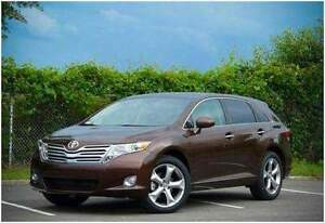 2011 Toyota Venza SUV, Crossover , with 3 yrs  extended warranty
