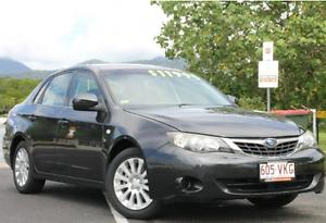 From $35* per week on finance 2009 Subaru Impreza Sedan Westcourt Cairns City Preview