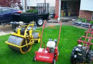 Lawn care business for sale with over 40 clientele