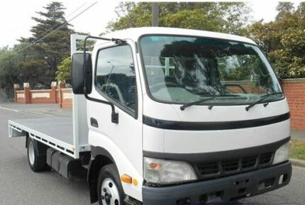 2003 Hino Dutro Table/Tray Top - Rent To Own $274 P/Week West Footscray Maribyrnong Area Preview