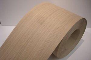 Echtholz Furnier Eiche europäisch mit Schmelzkleber zum Aufbügeln 30 cm Breite