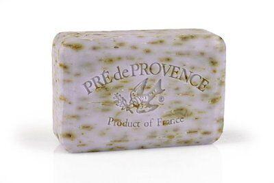 Pre De Provence French Bar Soap Lavender 150g Gram 5.2 Ounce Shea Butter Enrich