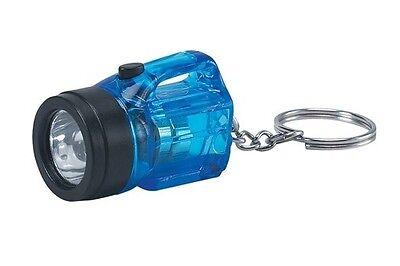 50 Flashlight Key Chain Bulb Keychains Mini Flash Lights Bulk Wholesale