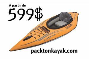 kayak portable(gonflable)advanced element Lagoon 1