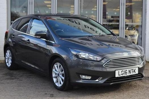 Ford Focus Ecoboost 2016