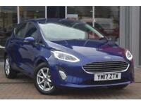 2017 Ford Fiesta 1.0 EcoBoost Zetec 5 door Powershift Petrol Hatchback