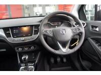 2017 Vauxhall Crossland X 1.6 Turbo D ecoTec Tech Line Nav 5 door [Start Stop] D
