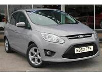 2012 Ford C-MAX 1.6 Zetec 5 door Petrol Estate
