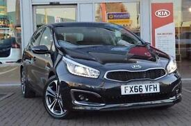 2016 Kia Ceed 1.6 CRDi ISG 4 Tech 5 door Diesel Hatchback