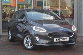 2017 Ford Fiesta 1.1 Zetec Navigation 5 door Petrol Hatchback