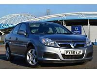 2008 Vauxhall Vectra 1.9 CDTi Exclusiv [120] 5 door Diesel Hatchback