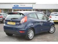 2014 Ford Fiesta 1.25 Style 3 door Petrol Hatchback
