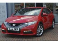 2012 Honda Civic 1.4 i-VTEC SE 5 door Petrol Hatchback