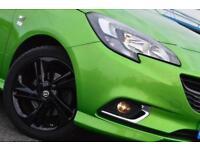 2015 Vauxhall Corsa 1.4T [100] Limited Edition 3 door Petrol Hatchback
