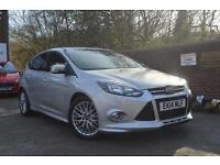 2014 Ford Focus 1.6 TDCi 115 Zetec S 5 door Diesel Hatchback