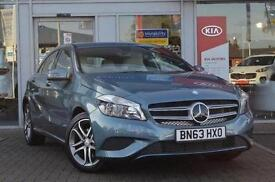 2013 Mercedes A-Class A200 CDI BlueEFFICIENCY Sport 5 door Diesel Hatchback