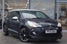 2010 Citroen DS3 1.6 THP 16V DSport 3 door Petrol Hatchback