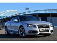 2010 Audi A5 2.0 TDI S Line 2 door [Start Stop] Diesel Convertible