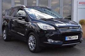 2013 Ford Kuga 1.6 EcoBoost Titanium 5 door 2WD Petrol Estate