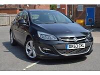 2013 Vauxhall Astra 2.0 CDTi 16V ecoFLEX SRi 5 door Diesel Hatchback