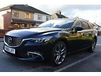 2016 Mazda 6 2.2d Sport Nav 5 door Diesel Estate