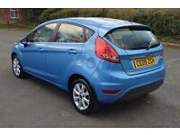 2009 Ford Fiesta 1.25 Zetec 5 door [82] Petrol Hatchback
