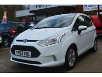 2013 Ford B-MAX 1.6 Zetec 5 door Powershift Petrol Hatchback