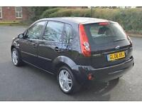 2006 Ford Fiesta 1.4 Ghia 5 door Petrol Hatchback
