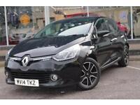 2014 Renault Clio 0.9 TCE 90 Dynamique MediaNav Energy 5 door Petrol Hatchback