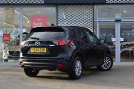 2014 Mazda CX-5 2.2d SE-L Nav 5 door Auto Diesel Estate
