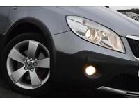 2012 Skoda Roomster 1.6 TDI CR 105 Scout 5 door Diesel Estate