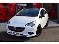 2017 Vauxhall Corsa 1.4 [75] ecoFLEX Limited Edition 3 door Petrol Hatchback