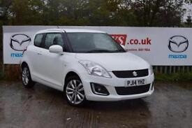 2014 Suzuki Swift 1.2 SZ3 3 door Petrol Hatchback