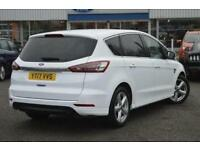 2017 Ford S-MAX 2.0 TDCi 150 Titanium 5 door Diesel Estate