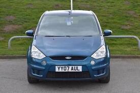 2007 Ford S-MAX 2.0 TDCi Zetec 5 door Diesel Estate